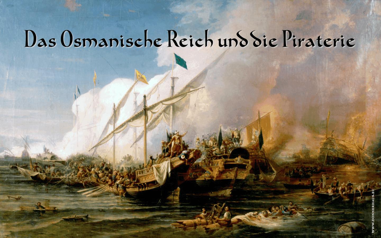 Osmanen und Piraterie Coverimage