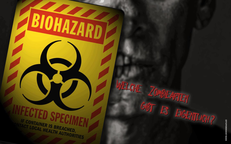 Biohazard - Zombies