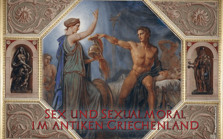 Sexcrimes! – Sex und Sexualmoral im antiken Griechenland – Geschichtskrümel 75