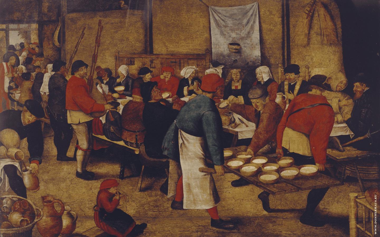 Drei Tage Trunk und Tanz. Eine Bauernhochzeit in Norwegen – Geschichtskrümel 87