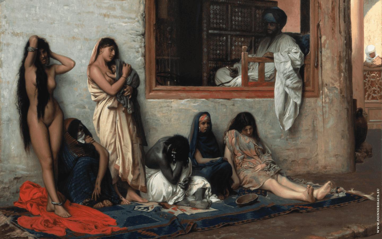 Europäische Sklaven auf der Seidenstraße – Geschichtskrümel 90