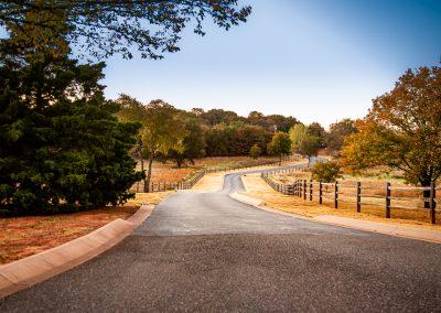 Road to Esperanza Ranch