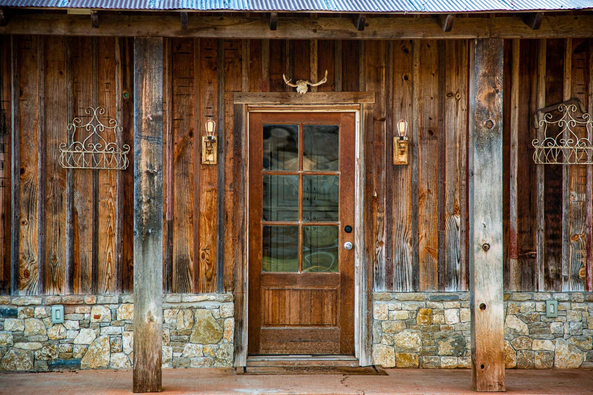 Beautiful Details in the Barn at Esperanza Ranch