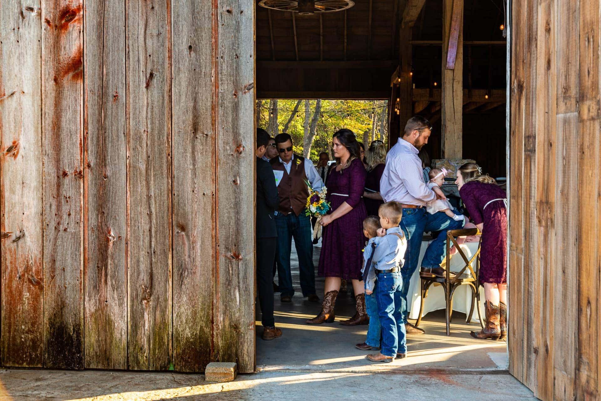 Party in the Barn at Esperanza Ranch