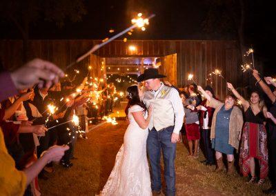 Barn Wedding at Esperanza Ranch | Oklahoma