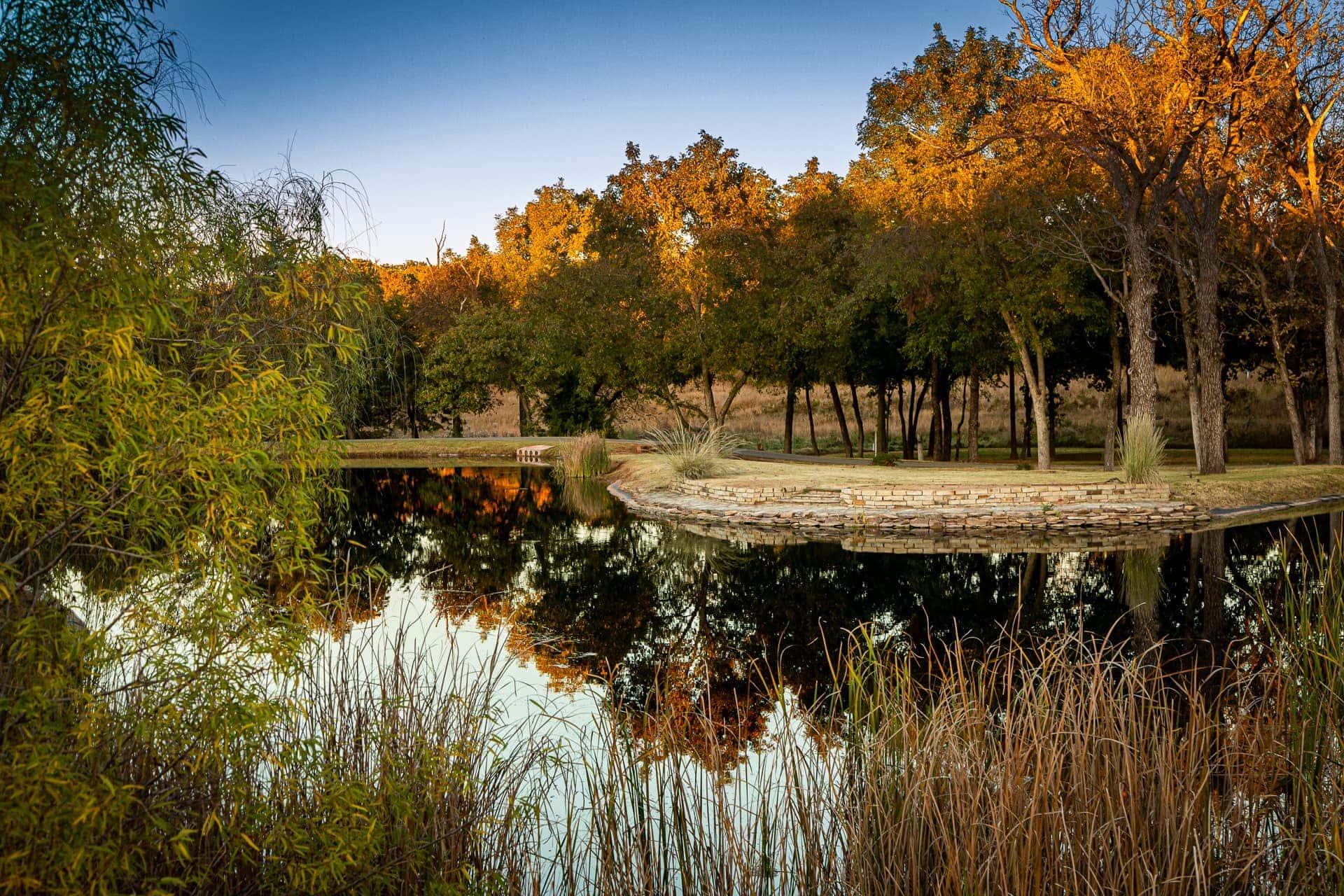 Private Lake at Esperanza Ranch