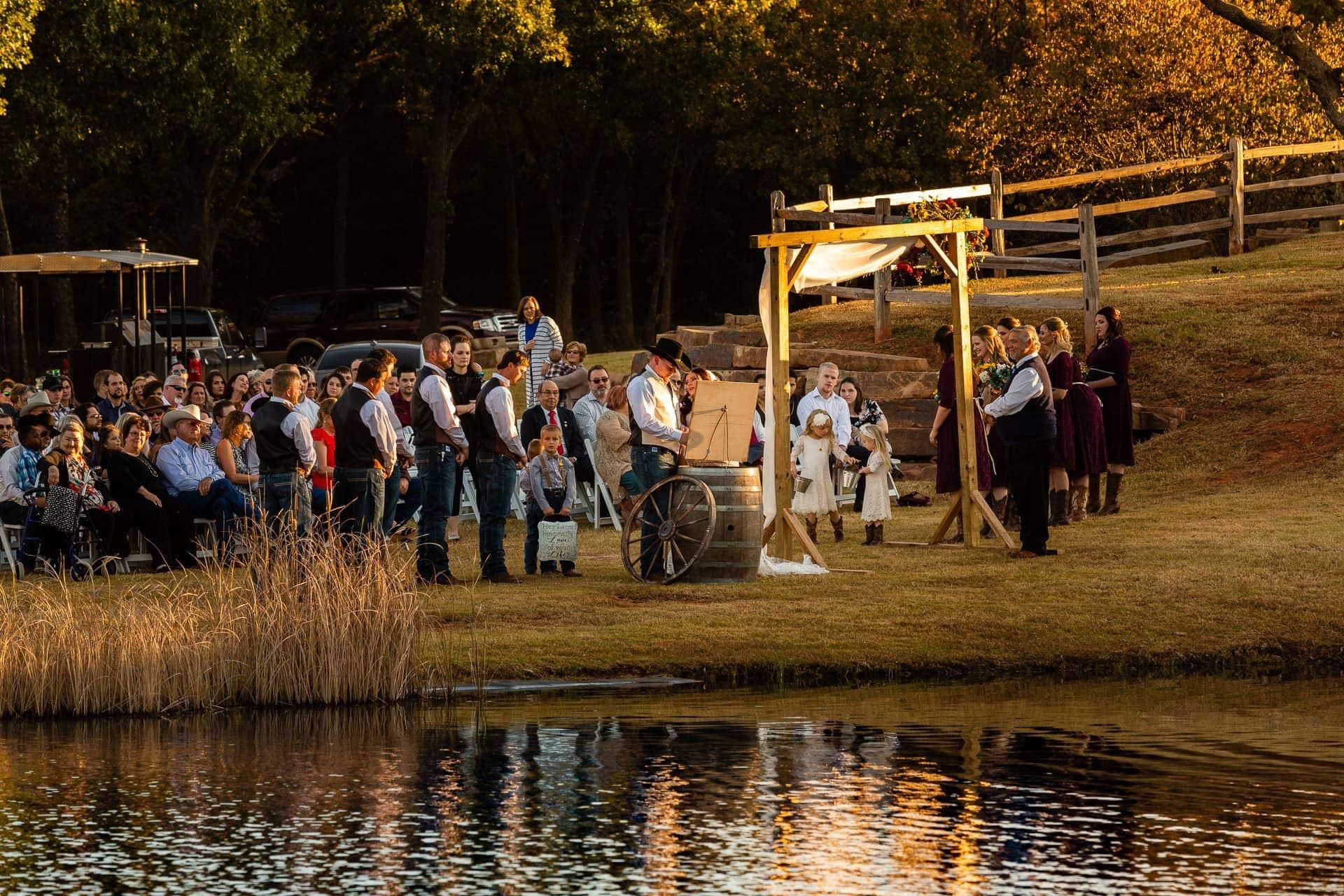 Autumn Wedding in Esperanza Ranch