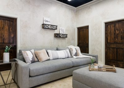 Esperanza Ranch Bridal Suite Sofa