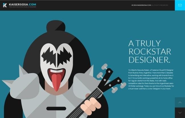 Kaiser Sosa How to Get U.S. Design Clients. Click to visit Kaiser Sosa's online portfolio!