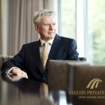 Falcon Private Wealth Bank editorial shoot