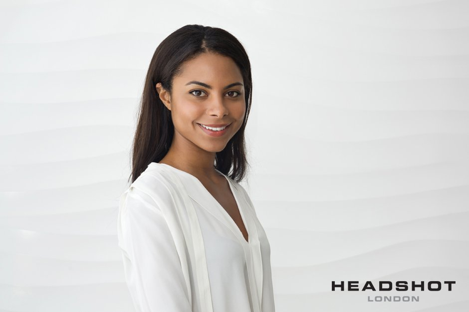Corporate Headshots Photography in London, against white background