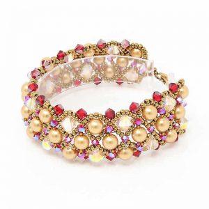 Golden Reflections Bracelet - HerMJ.com