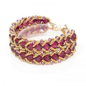 Regal Red Bracelet - HerMJ.com