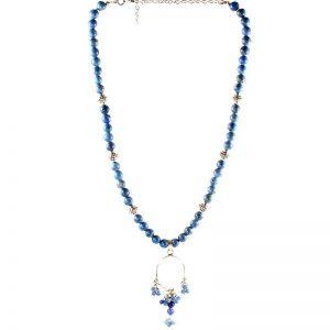 HerMJ.com - Frost Lunette Necklace