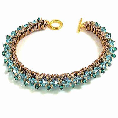 Paradise Swarovski Crystal Bracelet