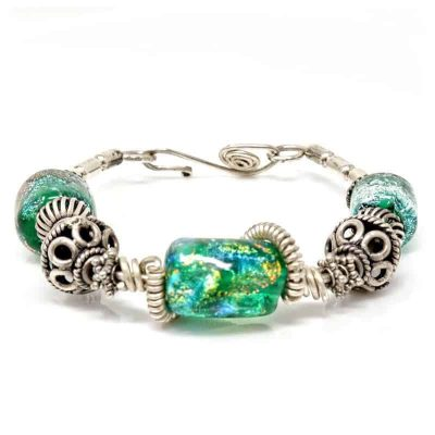 Boho California Neon Bracelet