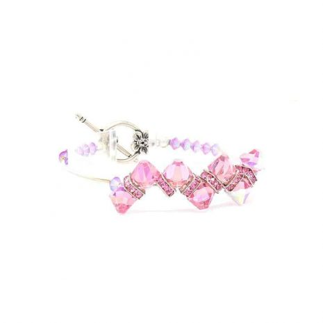 Epacris Crystal Bracelet - Right