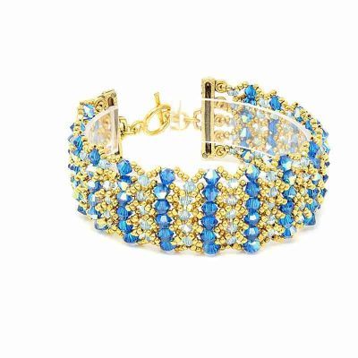 Maui Blue Bracelet - Right