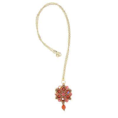 Ayres Swarovski Crystal Necklace