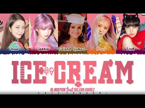 BLACKPINK - Ice Cream (with Selena Gomez) Official Music mp3 free download 320kbps