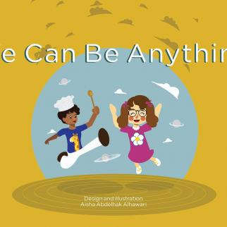 We Can Be Anything Booklet