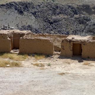 Historic sites in Nuristan lie in ruins. (Photo: Sahibdad Hamdard)