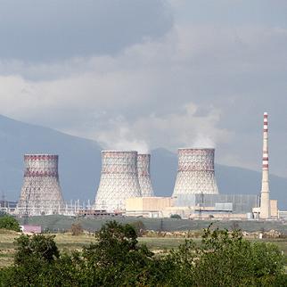 Metsamor Nuclear Power Plant. (Photo: Photolure)