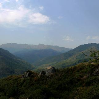 Mountain scene in Mardakert, Nagorny Karabakh. (Photo: Gayane Mirzoyan)
