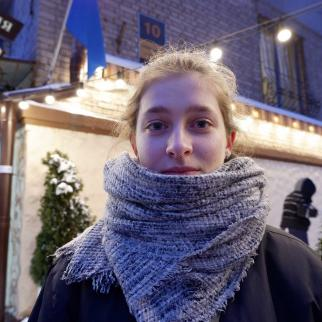 Lena was arrested on August 8, 2020 in Minsk, as she was preparing to serve as an independent observer for the following day's presidential elections.