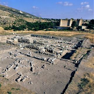 The ruins of Tigranakert, an ancient Armenian city now located within the disputed Nagorny-Karabakh region. (Photo: Official Website of Tigranakert)