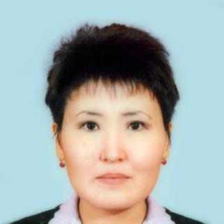 Gaziza Baituova, IWPR's long-term contributor from Kazakstan. (Photo: IWPR)