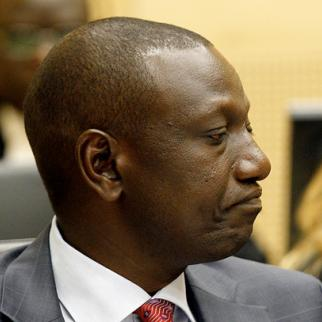 Judges have requested the Kenyan government to make sure eight witnesses testify against the deputy president, William Ruto, at the ICC. (Photo: ICC-CPI/Flickr)