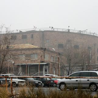 Nubarashen prison in Yerevan, December 2012. (Photo: Karine Ionesyan)