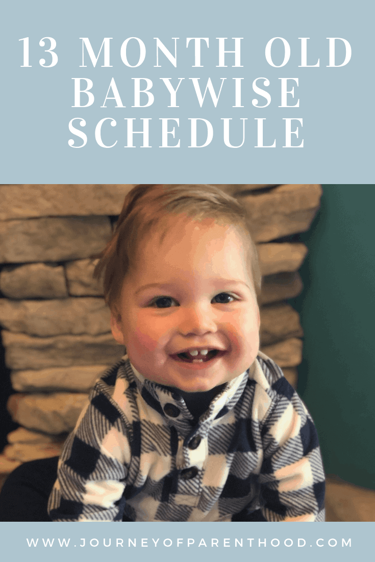 13 months old summary