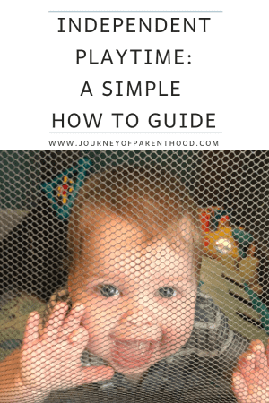 independent playtime a simple how to