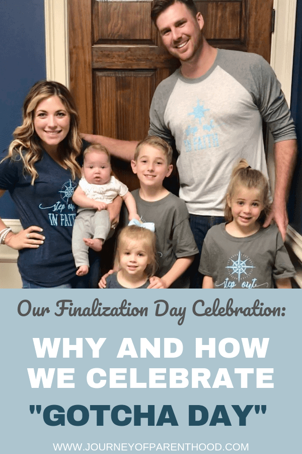 Pinable Image: Why and How We Celebrate Gotcha Day!