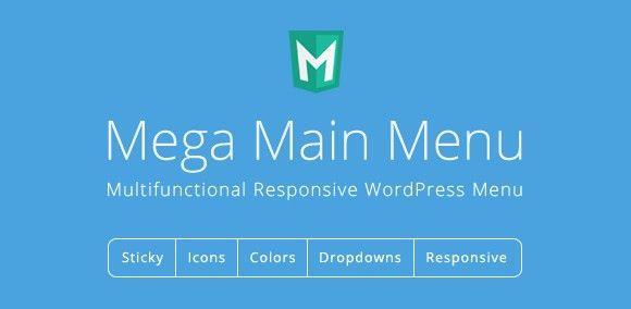 wordpress menu plugin