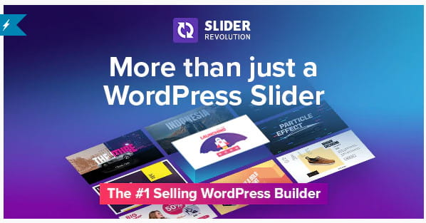 Slider Revolution review pros and cons.