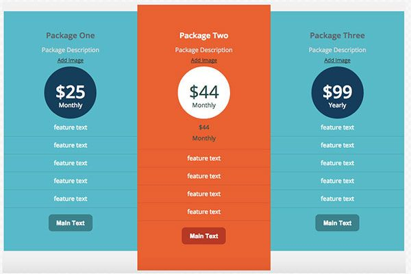 Create-Pricing-Tables-For-WordPress-Site