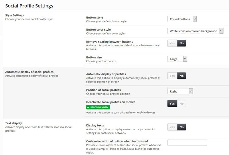 social-profile-settings-wordpress-plugin