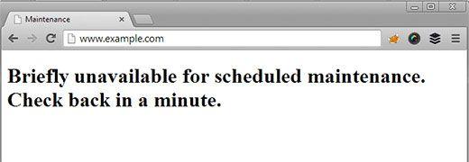 Fix-Briefly-Unavailable-For-Scheduled-Maintenance-WordPress-Error