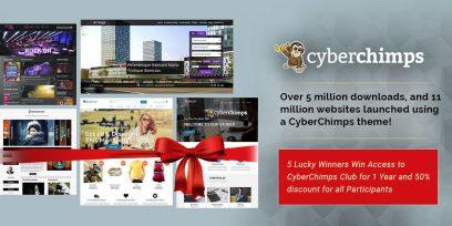Win CyberChimps Club