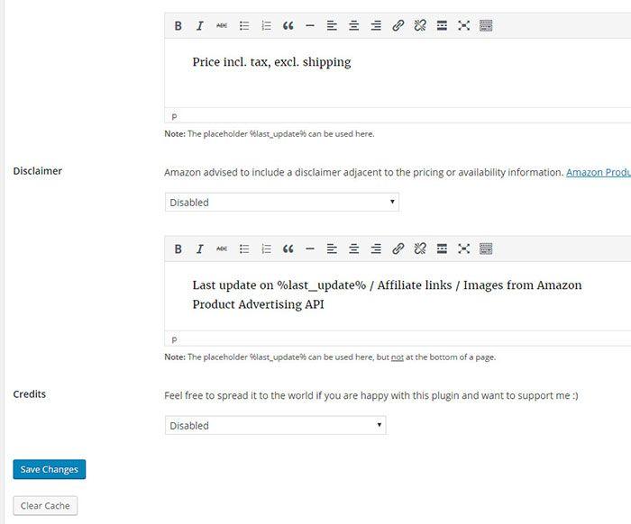 amazon affiliates wordpress plugin