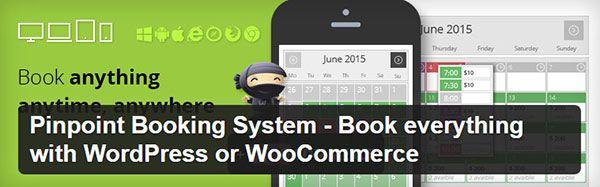 free WordPress booking plugin