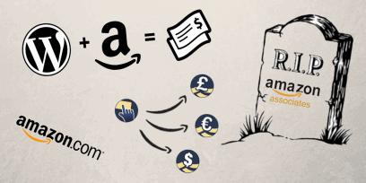 Amazon Changes Affiliate Commission Rates