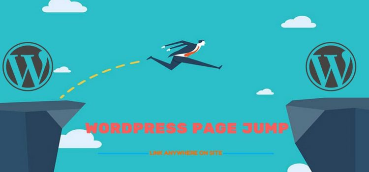 How To Create WordPress Page Jump Links