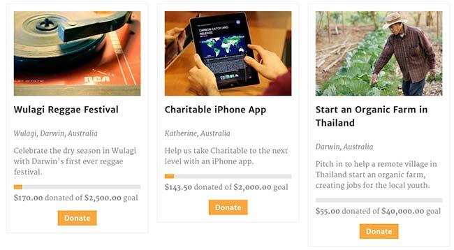 charitable wordpress donation plugin