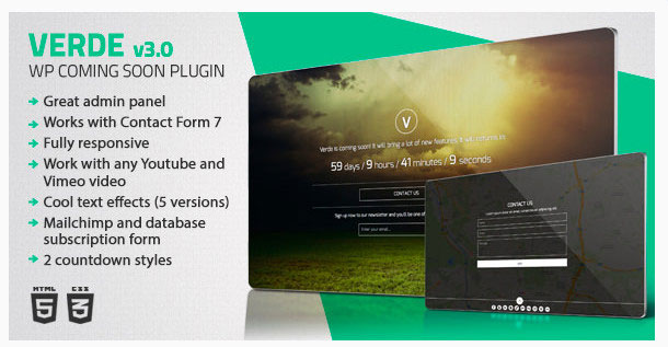 best responsive wordpress coming soon plugin