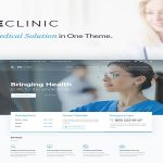 BeClinic Theme Review Multipurpose Medical WordPress Theme
