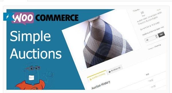 woocommerce auction best plugin